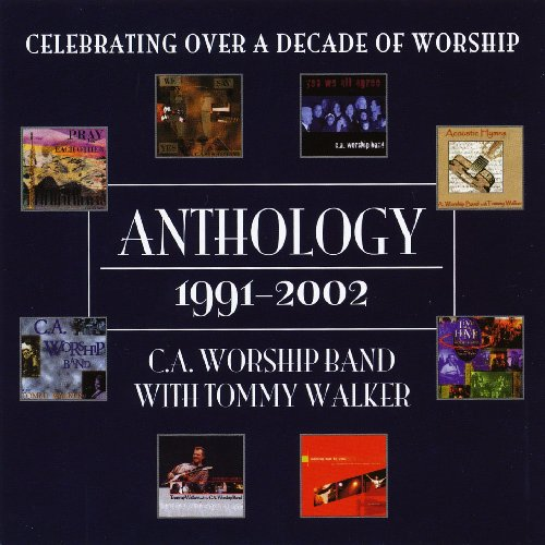 Anthology (1991-2002) by Get Down Ministries