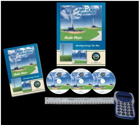 Right of Way Acquisition Training DVDs (Best Careers In Oil And Gas Industry)