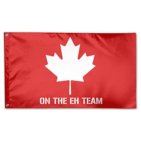 Aeryuhpp On The Eh Team Canada Garden Flag Garden Decor Decorative