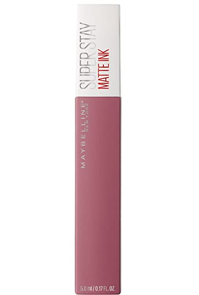 Shed Respectively Disposed  Maybelline New York Superstay Matte Ink Rossetto Matte Liquido ...