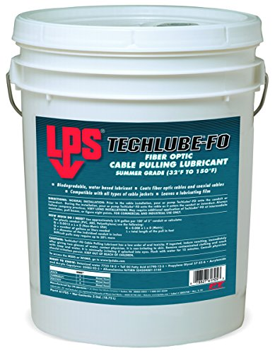 lps-techlube-fo-fiber-optic-cable-pulling-lubricant-5-gallons