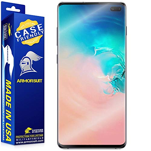 ArmorSuit Samsung Galaxy S10 Plus Screen Protector...