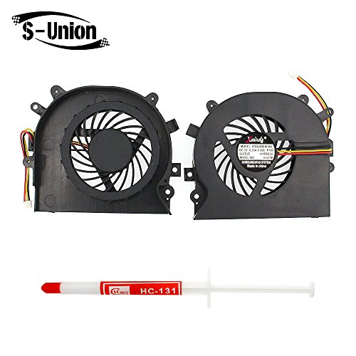 Generic New Laptop CPU Fan for SONY VAIO PCG-61511L PCG-61611L PCG-71211L PCG-71212L PCG-71312L PCG-71318l PCG-71213l PCG-71218L PCG-71315L PCG-71316L PCG-71317L PCG-71311M PCG-71211M PCG-71313L PCG-71313W PCG-71212M Series DC5V 0.30A Part Number G70X05MS1AH-52T021