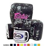 Fairtex Muay Thai Boxing Gloves BGV1 Dark Cloud