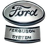 All States Ag Parts Hood Emblem Ferguson System Ford 2N 9N 9N16600