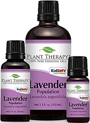 Lavender Essential Oil 100% Pure, Undiluted, Therapeutic Grade.