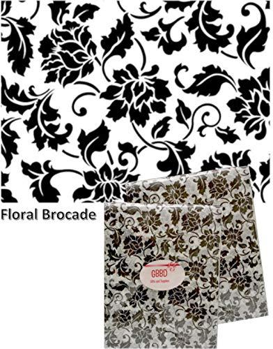 Floral Tissue Paper for Gift Wrapping 24 Decorative Sheets 20