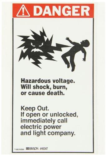 Brady 46347 Resistant Transformer Hazardous