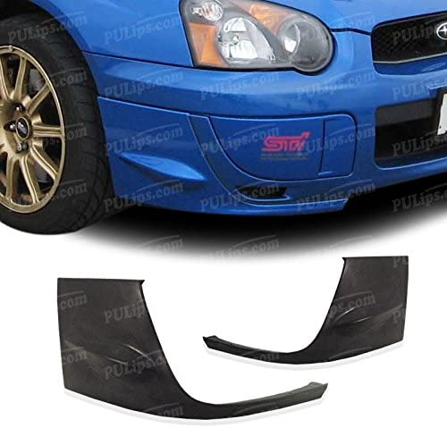 PULips MZMT06GVFAD GV Style Front Lip Air Dam Chin Spoiler