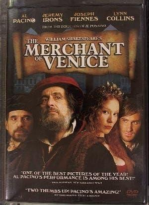 THE MERCHANT OF VENICE MOVIE