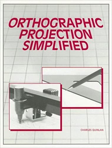 Book Orthographic Projection Simplified by Charles Quinlan (1987-06-03)