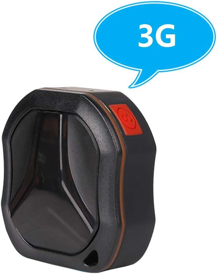 Smart 3G Mini Portátil Oculto GPS Tracker Mascotas Niños Ancianos Vehículo Seguimiento Dispositivo Multifunción Remoto Espía Localizador Sistema De Vigilancia