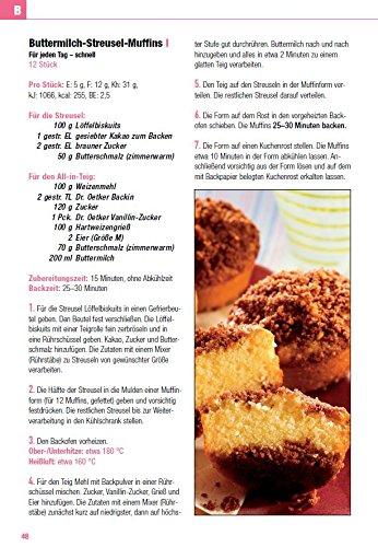 Low Carb Cupcake-Brownies mit Haselnuss-Krokant - Paleo & Keto