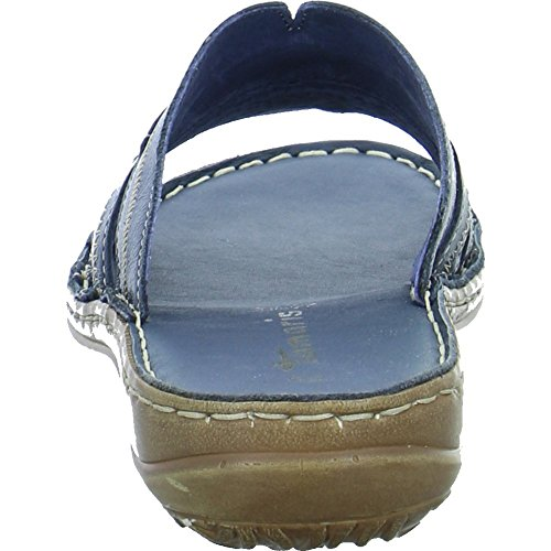 27242 Women's Tamaris 1 20 1 Navy Closed qvnU40aw