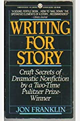 Writing for Story (Mentor) Mass Market Paperback