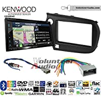 Volunteer Audio Kenwood Excelon DNX694S Double Din Radio Install Kit with GPS Navigation System Android Auto Apple CarPlay Fits 2009-2011 Honda Pilot