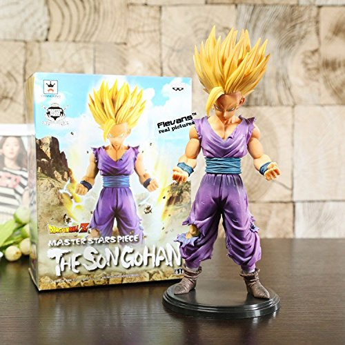 Dragon Ball Z (23cm) Master Stars Piece MSP The Son Gohan PVC Action Figure Toys