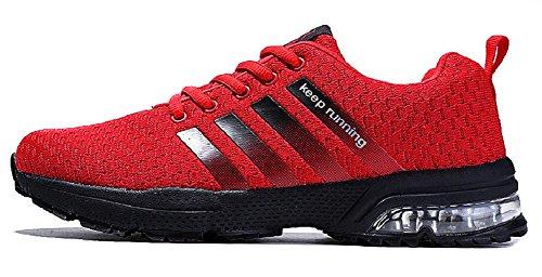 JIYE Men's Women's Athletic Shoes Tennis Jogging Walking Fashion Sneaker
