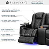 Seatcraft Anthem Home Theater Seating - Top Grain
