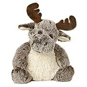 Aurora World Sweet and Softer Milo Moose 12  Plush