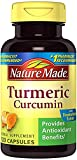 Nature Made Turmeric Antioxidant Herbal Supplement ((2 Packs)120 Count) Review