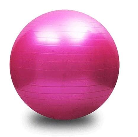 Ssery 75CM Bola de Equilibrio para Gimnasio Pilates Gimnasio de ...