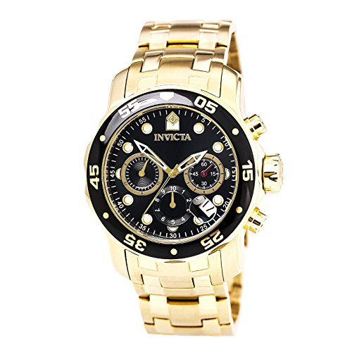 Gold Plated Swiss Watch - 6