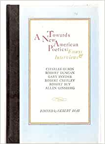 robert duncan dante essay David said: i had the poets' dante, a 2001 collection of essays in which other   many of the famous essays { by ts eliot, auden, robert lowell, robert duncan,.