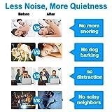 100 Pair Ear Plugs for Sleeping, Reusable Soft Foam