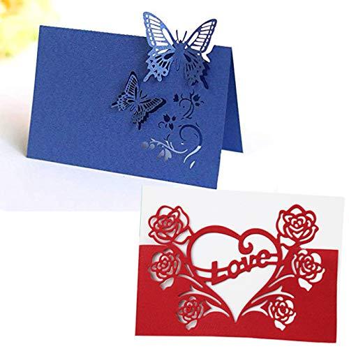 Rose Flower Dies Butterfly Metal Cutting die Heart Stencil Dies for Card Making Template