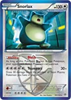 Pokemon - Snorlax (101) - Black and White Plasma Storm