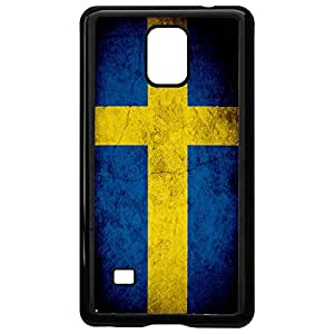 Case for Samsung Galaxy S 5 - Flag of Sweden - Rustic