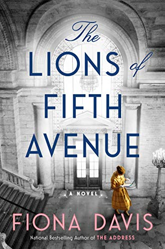 Book Cover: The Lions of Fifth Avenue: A Novel