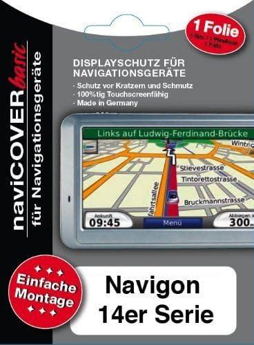 NaviCover Screen Protector for Navigon 14 Series