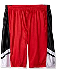 Southpole Mens Big-Tall Big and Tall Basic Basketball Mesh Shorts