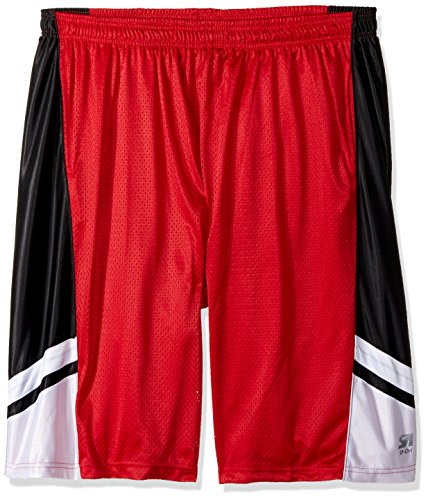 Southpole Men's Basic Basketball Mesh Shorts