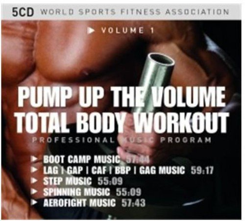 Total Body Workout 1/Various by Deja Vu Italy