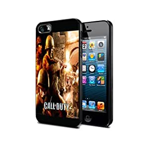 Case Cover Silicone Iphone 5 5s Call of Duty 2 Cod203 Classic Game Protection Design