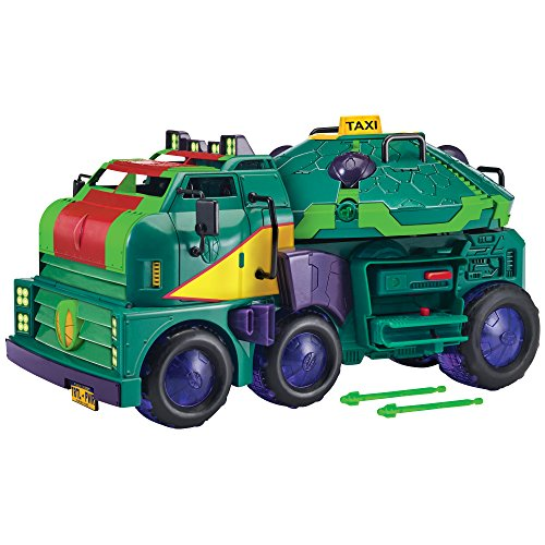 Rise of the Teenage Mutant Ninja Turtles Turtle Tank Vehicle