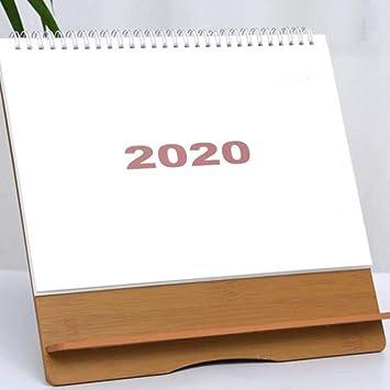 Mollylover Estudiante 2019-2020 Calendario de Escritorio ...