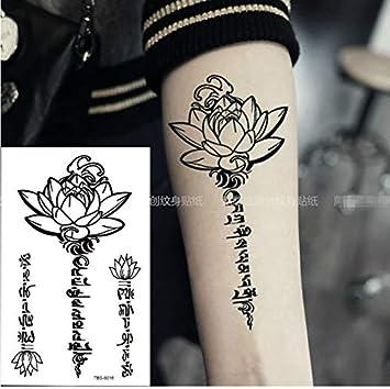 Tatuajes Temporales Niñas Impermeable Tatuaje Temporal De Los ...