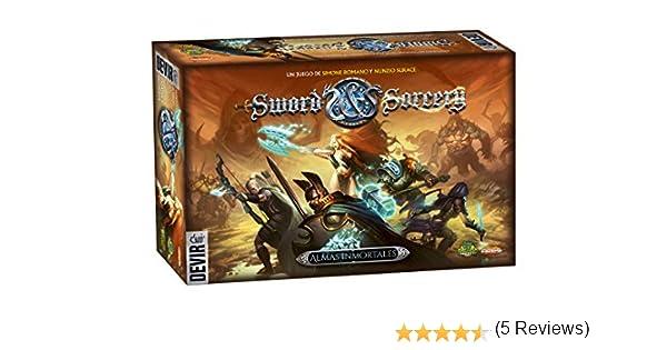 Devir- Sword & Sorcery, Multicolor (BGSIS): Amazon.es: Juguetes y juegos