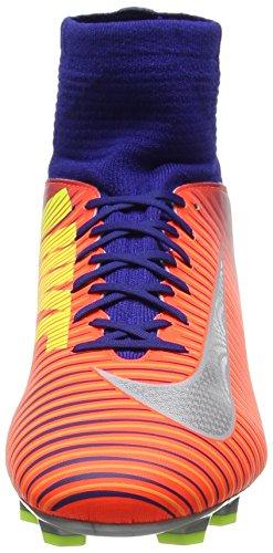 Nike Jr. Mercurial Superfly V Fg, Scarpe da Calcio Unisex