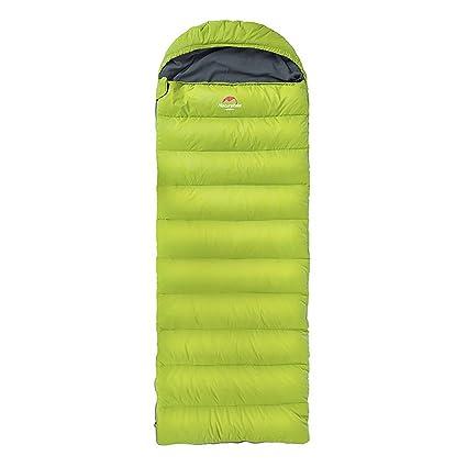 Outdoor supplies Saco de Dormir Invernal, Adulto Puede Coser Saco de Dormir portátil Ultraligero,