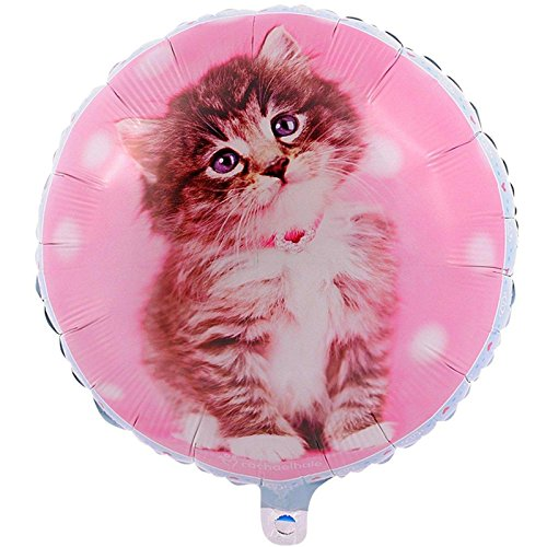 [Rachael Hale Glamour Cats Party Supplies - Foil Balloon] (Hello Kitty Pinata Kit)