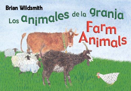 Download Brian Wildsmith's Farm Animals/Los animales de la granja (English/Spanish bilingual edition) PDF
