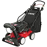 Troy-Bilt CSV70 159cc Self-Propelled 3-in-1 Chipper Shredder Vac