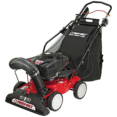 Troy-Bilt CSV70 159cc Self-Propelled 3-in-1 Chipper Shredder Vac by Troy-Bilt