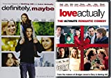 Romantic Comedy 2-Movie Bundle: Love Actually & Definitely, Maybe 2-DVD Set