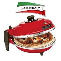 """SPICE- Pizza italia """"DIAVOLA"""" Spezieller Elektrobackofen für Pizza-Pizzaofen 400 grad-pizzamaker made in italy 100%"""